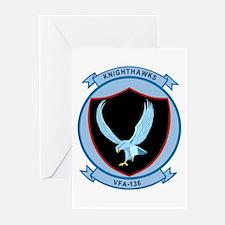 vfa-136_knighthawks Greeting Cards