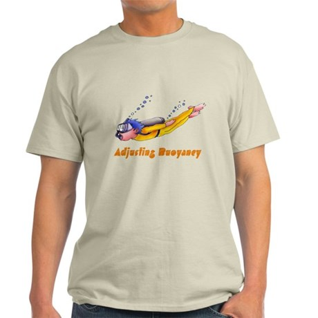 Adjusting Buoyancy Light T-Shirt