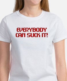 SUCK IT Women's T-Shirt
