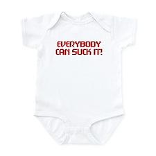 SUCK IT Infant Bodysuit