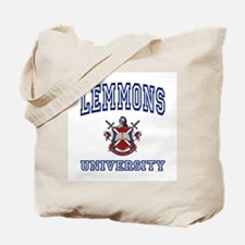 LEMMONS University Tote Bag