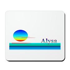 Alysa Mousepad