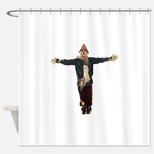 Scarecrow Shower Curtains