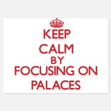 Keep Calm by focusing on Palaces Invitations