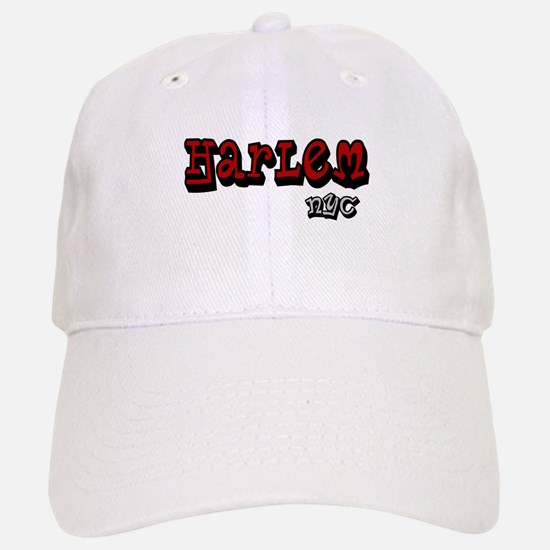 """CLICK HERE for Harlem NYC lo Baseball Baseball Cap"