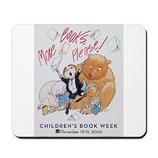 2006 Children's Book Week Mousepad