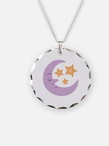 Night Moon Necklace