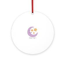 Sleep Tight Ornament (Round)