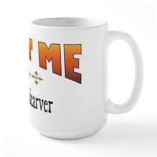 Trust Woodcarver Mug