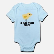 X ray Tech Chick Body Suit
