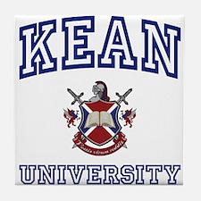 KEAN University Tile Coaster