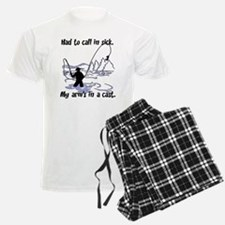 Fishing Sick Pajamas