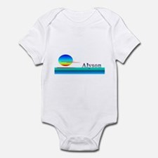 Alyson Infant Bodysuit