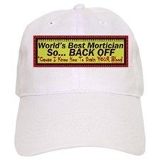 Best Mortician Hat