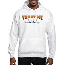 Trust Web Developer Hoodie