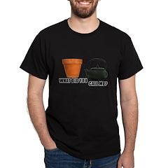 College Humor shirts Kettle Black T-Shirt
