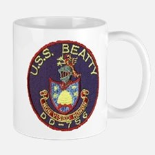 USS BEATTY Mug