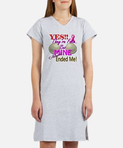 Yes They're fake Women's Nightshirt