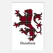 Lion - Dunbar dist. Postcards (Package of 8)