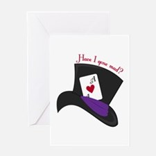 Gone Mad Greeting Cards