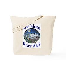 Mississippi River Boat  Tote Bag