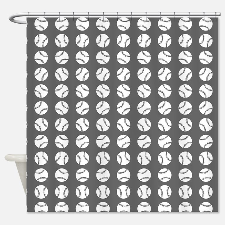 Mens sports shower curtains mens sports fabric shower curtain liner