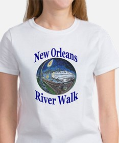 New Orleans River Walk Tee