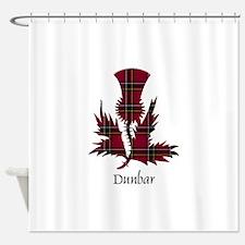 Thistle - Dunbar dist. Shower Curtain