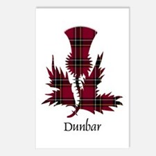 Thistle - Dunbar dist. Postcards (Package of 8)