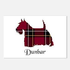 Terrier - Dunbar dist. Postcards (Package of 8)