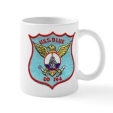 USS BLUE Mug