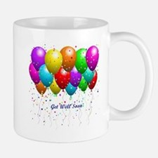 Get Well Balloons Mugs