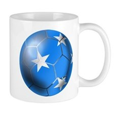 Micronesia Football Mug