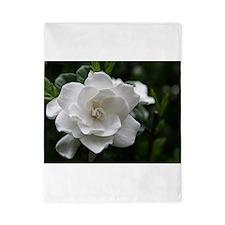 Gardenia Bloom Twin Duvet