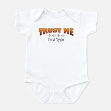 Trust Typist Infant Bodysuit