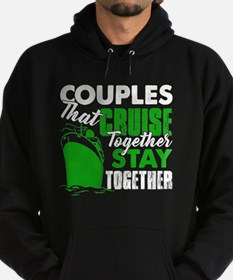 Funny In this together Hoodie (dark)
