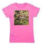 Merganser Family Girl's Tee