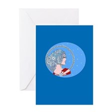 Winter Snow Greeting Cards