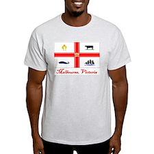 Melbourne, Vi Flag T-Shirt