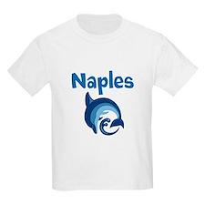 Kids Naples Logo T-Shirt - Printed Both Sides