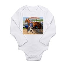 CALIFORNIA CHROME Body Suit