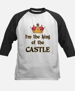 King of the Castle Baseball Jersey