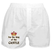 King of the Castle Boxer Shorts