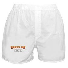 Trust Tire Guy Boxer Shorts