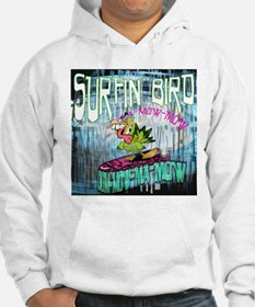 Surfin' Bird Jumper Hoody