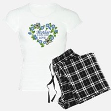 Mothers Love Heart.png Pajamas