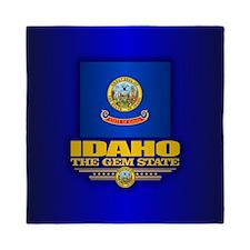 Idaho Flag Queen Duvet