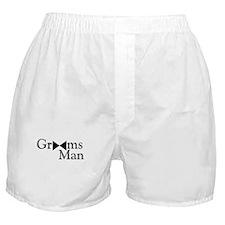 Grooms Man Boxer Shorts