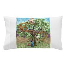 Girdners Peaches in Progress Pillow Case