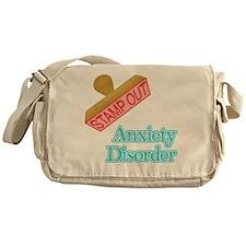 Anxiety Disorder Messenger Bag
